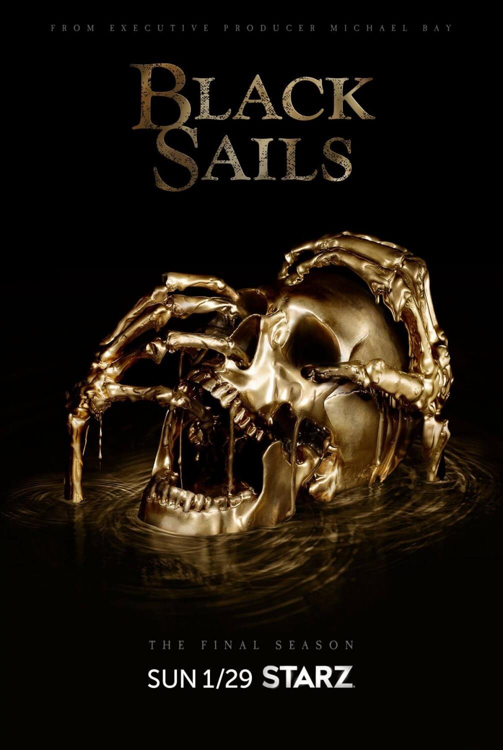 Black Sails de John Wriht