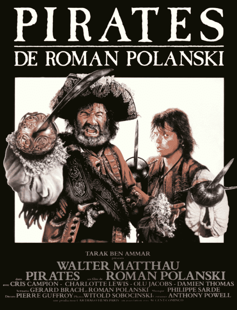 Pirates de Roman Polanski