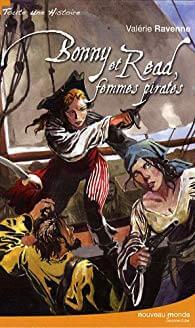 Bonny et Read, femmes pirates de Valérie Ravenne