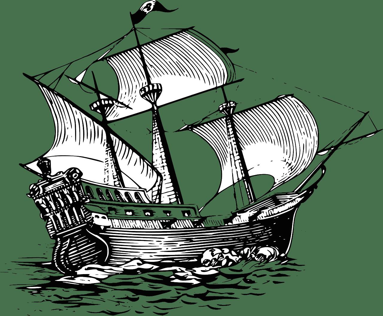 La vie des pirates historiquement 2